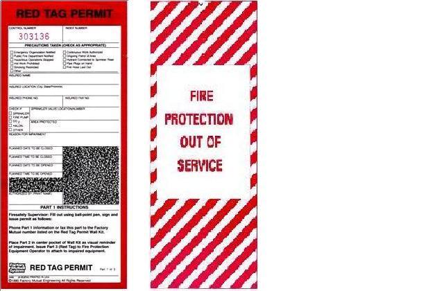 Information For Sprinkler Contractors Fire Safety