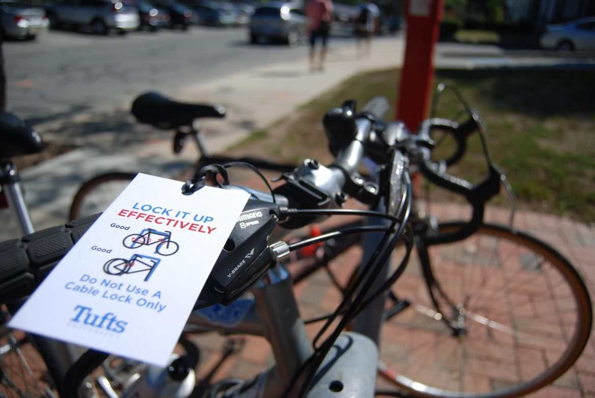 Bicycle Registration Security Safety Tips University Police