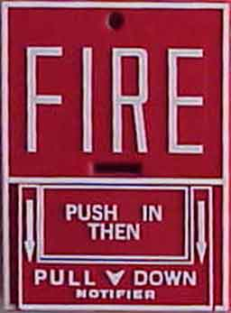 Fire Pull Station