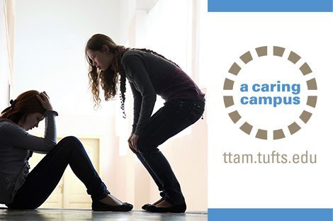 Tufts' commitment to maintaining a violence-free community